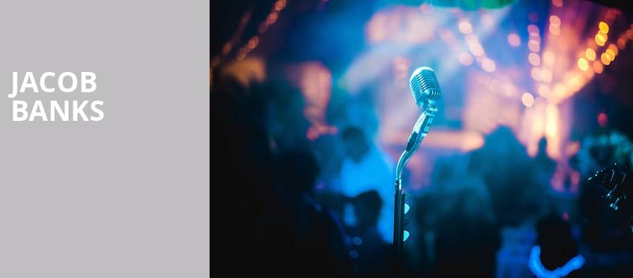 Jacob Banks, Danforth Music Hall, Toronto