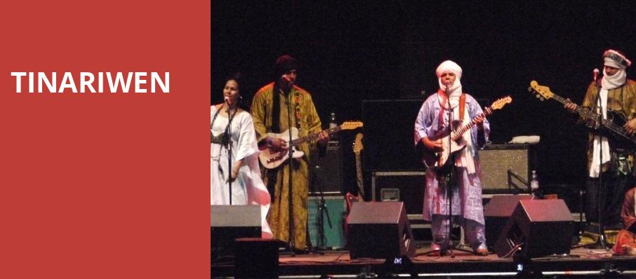 Tinariwen, Danforth Music Hall, Toronto