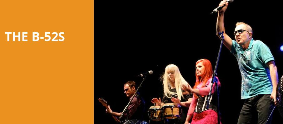 The B 52s, Sony Centre for the Performing Arts, Toronto