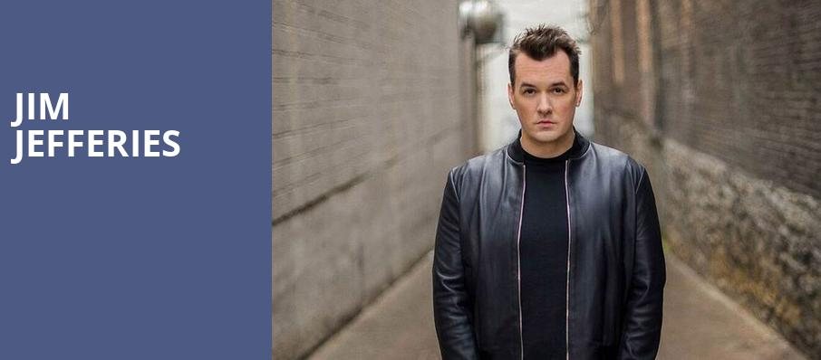 Jim Jefferies, Sony Centre for the Performing Arts, Toronto