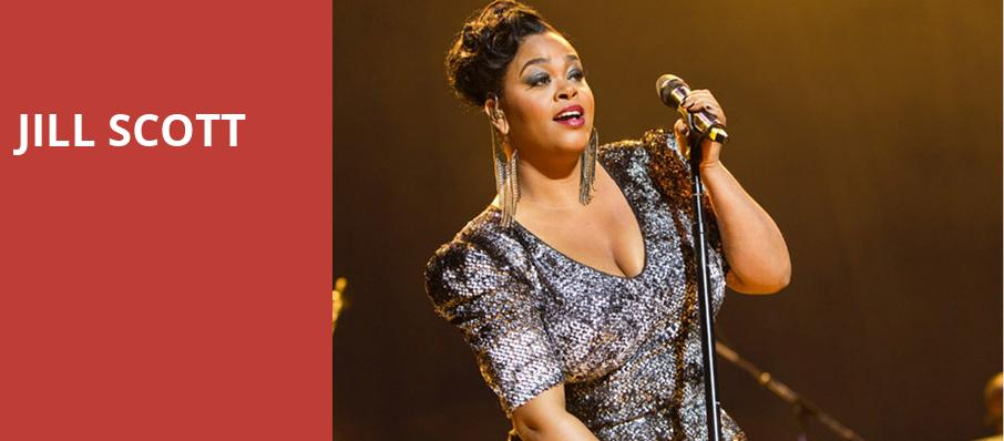 Jill Scott, Sony Centre for the Performing Arts, Toronto