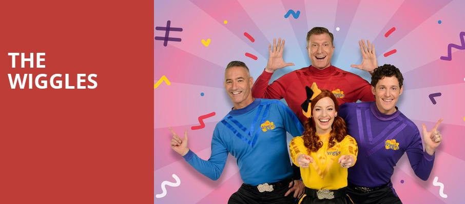 The Wiggles, Rose Theatre, Toronto