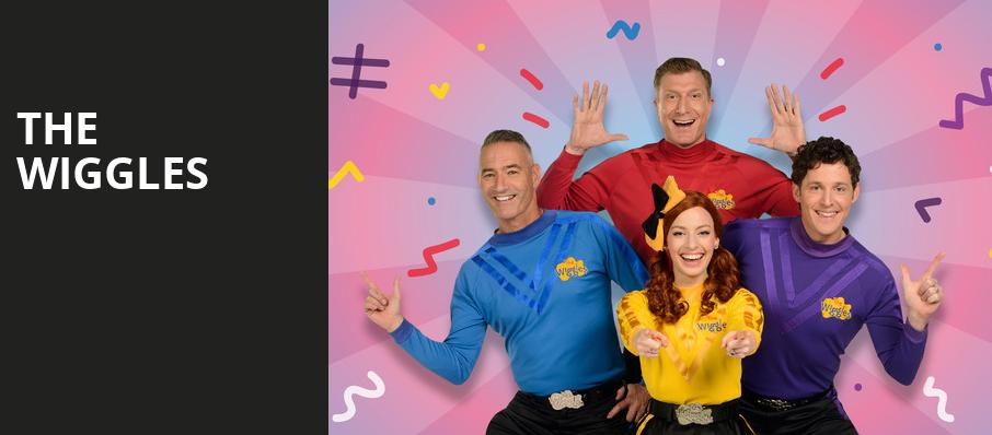 The Wiggles, Tribute Communities Centre, Toronto