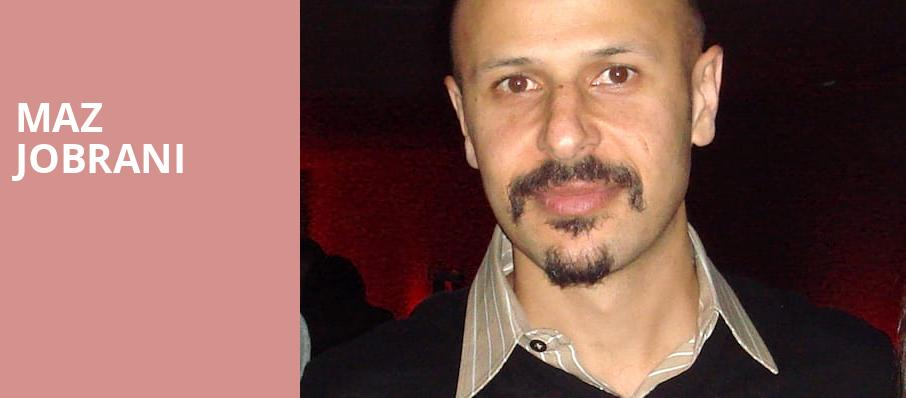 Maz Jobrani, Weston Recital Hall, Toronto