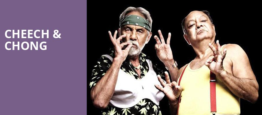 Cheech Chong, Roy Thomson Hall, Toronto