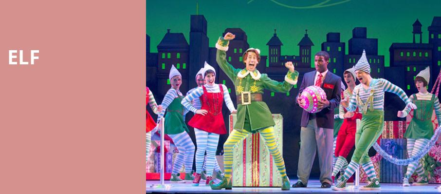 Elf, Princess of Wales Theatre, Toronto