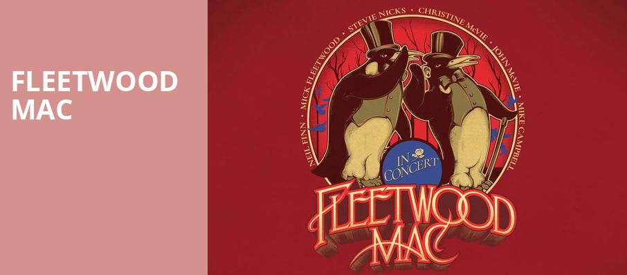 Fleetwood Mac, Scotiabank Arena, Toronto