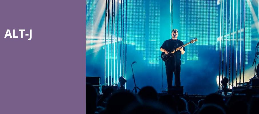 Alt J, Massey Hall, Toronto