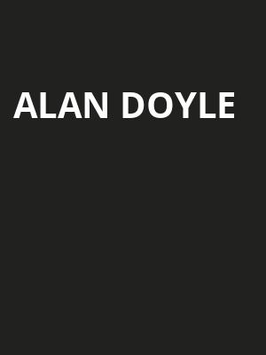 Alan Doyle, Danforth Music Hall, Toronto