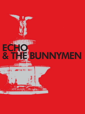 Echo and The Bunnymen Poster