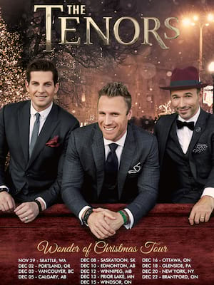 The Tenors Poster