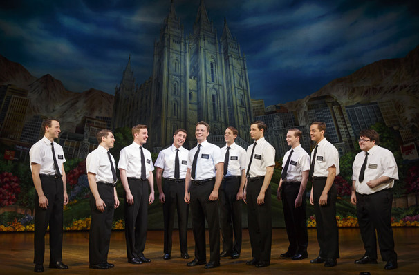 The Book of Mormon, Princess of Wales Theatre, Toronto