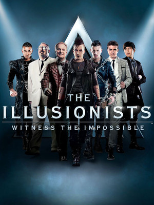 The Illusionists Poster