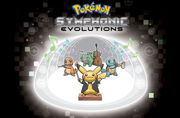 Pokemon Symphonic Evolutions, Sony Centre for the Performing Arts, Toronto