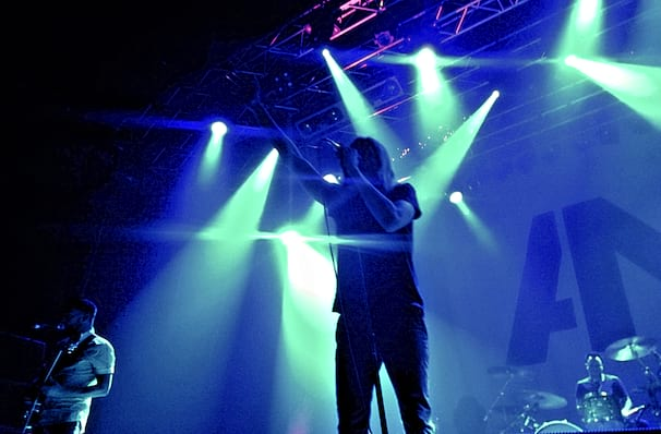 Awolnation dates for your diary