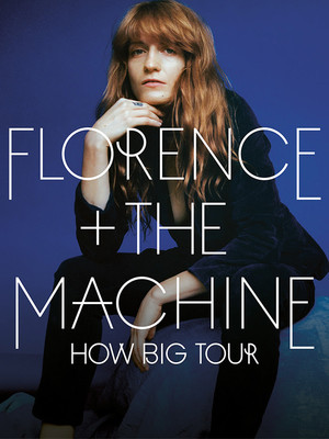 Florence and The Machine & Of Monsters and Men Poster