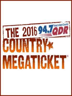 2016 Country Megaticket Tickets (Includes All Performances) Poster