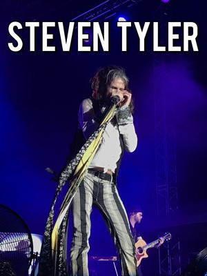 Steven Tyler, Sony Centre for the Performing Arts, Toronto