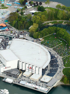 Molson Canadian Amphitheatre Toronto On Dolly Parton